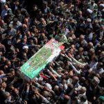 پیکر ۲ شهید گمنام چهارشنبه در نهاوند تشییع میشود