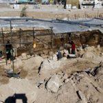 سایت ـ موزه همدان هنوز در مرحله خاکبرداری
